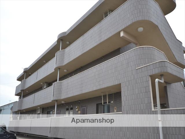 群馬県高崎市、北高崎駅徒歩22分の築15年 3階建の賃貸マンション