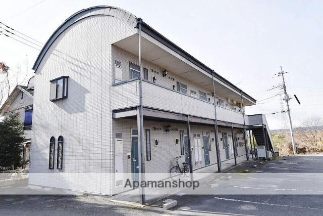 群馬県高崎市、北高崎駅徒歩88分の築19年 2階建の賃貸アパート