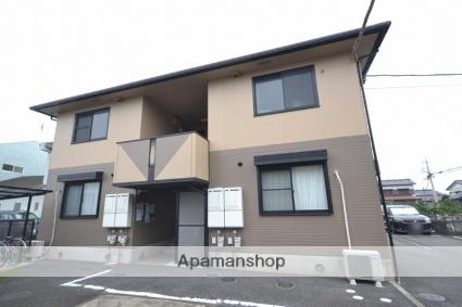 群馬県佐波郡玉村町、新町駅徒歩90分の築18年 2階建の賃貸アパート