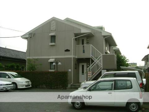 群馬県高崎市、高崎問屋町駅徒歩29分の築29年 2階建の賃貸アパート