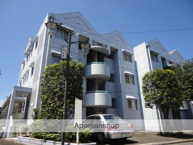 群馬県高崎市、高崎駅徒歩15分の築28年 3階建の賃貸マンション