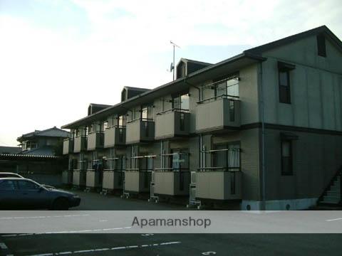 群馬県高崎市、北高崎駅徒歩30分の築19年 2階建の賃貸アパート