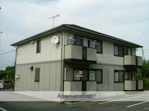 群馬県高崎市、西吉井駅徒歩20分の築18年 2階建の賃貸アパート
