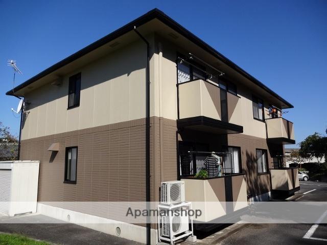 群馬県高崎市、吉井駅徒歩16分の築18年 2階建の賃貸アパート