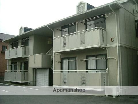 群馬県高崎市、北高崎駅徒歩20分の築22年 2階建の賃貸アパート