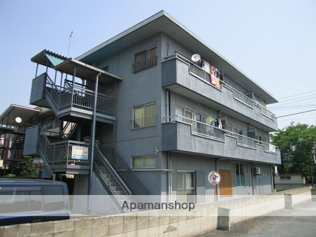 群馬県高崎市、高崎駅徒歩17分の築33年 2階建の賃貸アパート