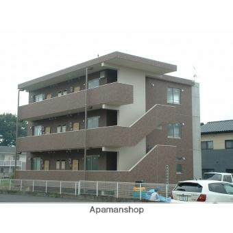 群馬県高崎市の築9年 3階建の賃貸マンション