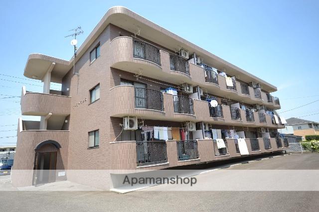 群馬県高崎市、高崎駅徒歩18分の築17年 3階建の賃貸マンション