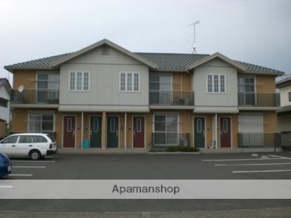群馬県高崎市、倉賀野駅徒歩24分の築12年 2階建の賃貸アパート
