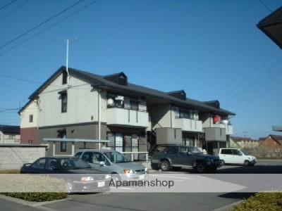 群馬県高崎市、井野駅徒歩13分の築21年 2階建の賃貸アパート