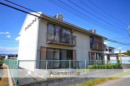 群馬県富岡市、東富岡駅徒歩28分の築28年 2階建の賃貸アパート