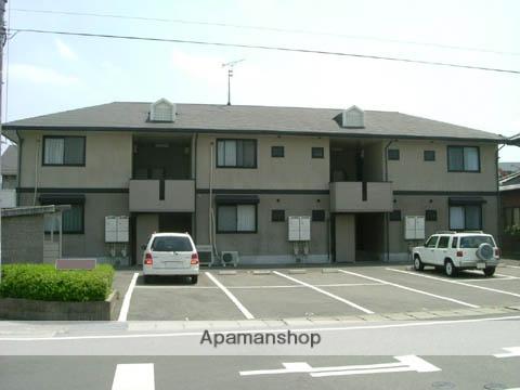 群馬県高崎市、高崎駅徒歩37分の築19年 2階建の賃貸アパート