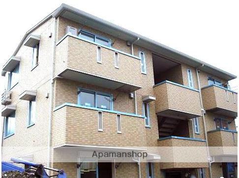 群馬県高崎市、北高崎駅徒歩21分の築9年 3階建の賃貸アパート