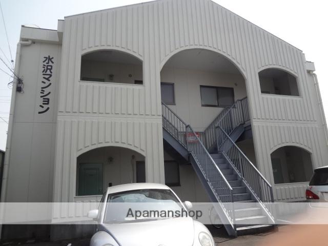 群馬県高崎市、高崎駅徒歩11分の築28年 2階建の賃貸マンション