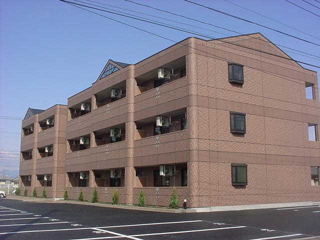 群馬県高崎市、高崎駅ぐるりんバス10分高関下車後徒歩10分の築12年 3階建の賃貸マンション