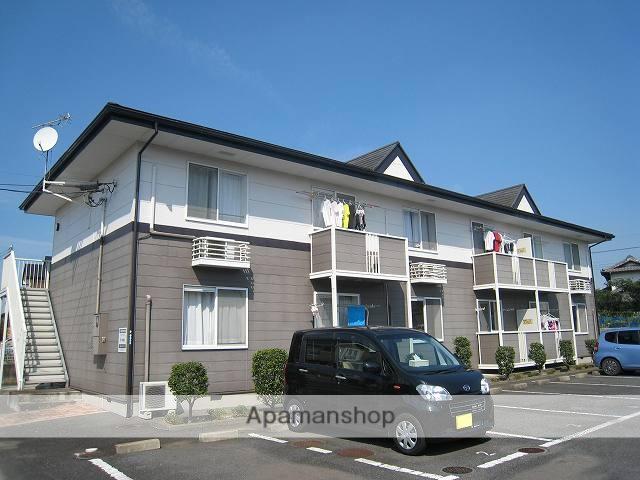 群馬県高崎市、馬庭駅徒歩25分の築20年 2階建の賃貸アパート