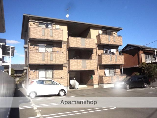 群馬県高崎市、北高崎駅徒歩9分の築10年 3階建の賃貸アパート