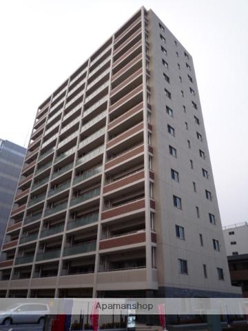 群馬県高崎市、高崎駅徒歩4分の築8年 14階建の賃貸マンション