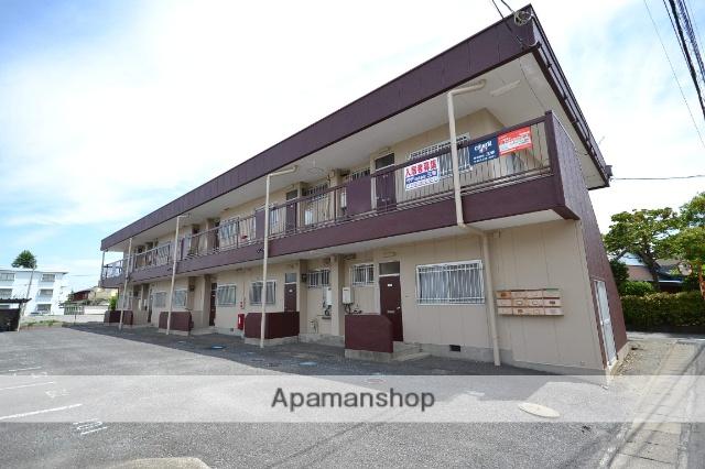 群馬県高崎市、高崎駅徒歩27分の築36年 2階建の賃貸アパート