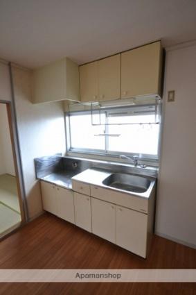 群馬県藤岡市鮎川[3DK/49.42m2]のキッチン