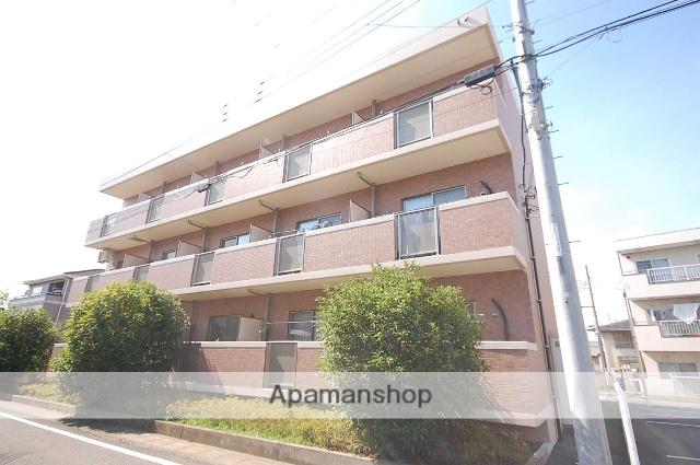 群馬県高崎市、高崎駅徒歩27分の築7年 3階建の賃貸マンション