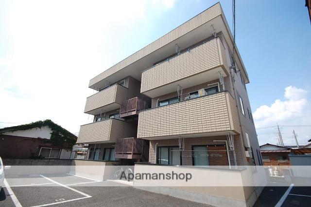 群馬県高崎市、北高崎駅徒歩20分の築15年 3階建の賃貸マンション