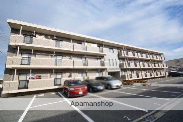 群馬県高崎市の築7年 3階建の賃貸マンション