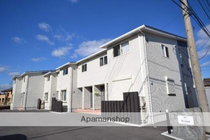 群馬県高崎市、倉賀野駅徒歩45分の新築 2階建の賃貸アパート
