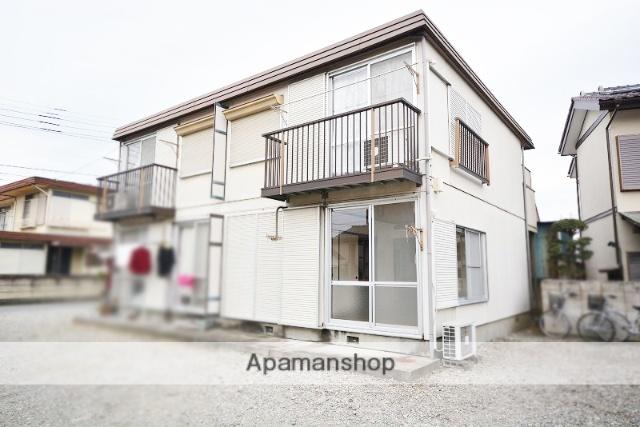 群馬県高崎市、北高崎駅徒歩35分の築30年 2階建の賃貸アパート
