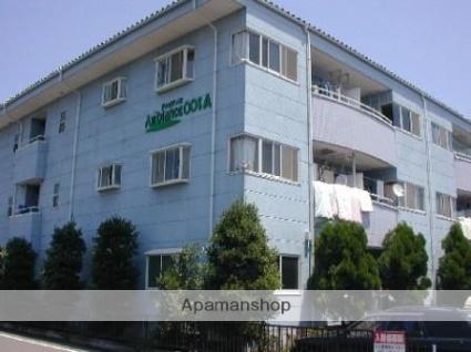 群馬県高崎市、高崎駅徒歩28分の築26年 3階建の賃貸アパート