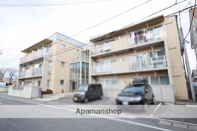 群馬県高崎市、高崎駅徒歩12分の築19年 3階建の賃貸マンション