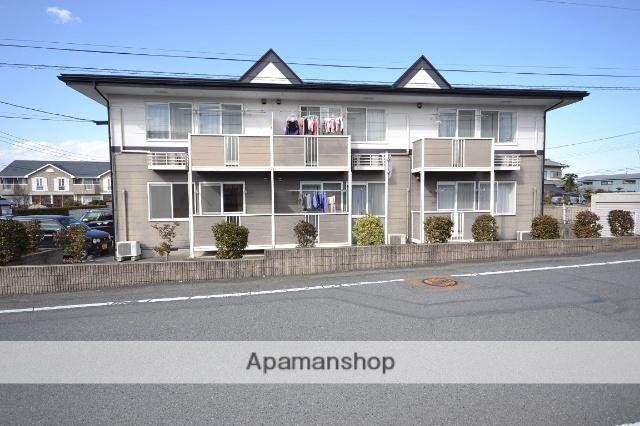 群馬県高崎市、吉井駅徒歩24分の築20年 2階建の賃貸アパート