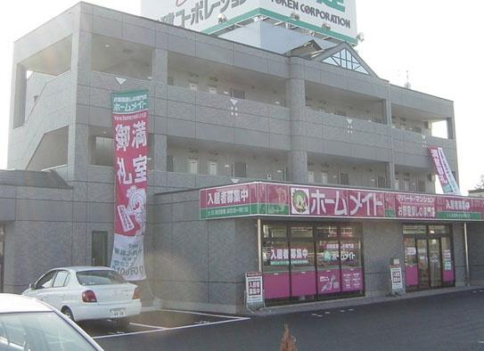 群馬県高崎市、高崎駅徒歩28分の築13年 3階建の賃貸マンション