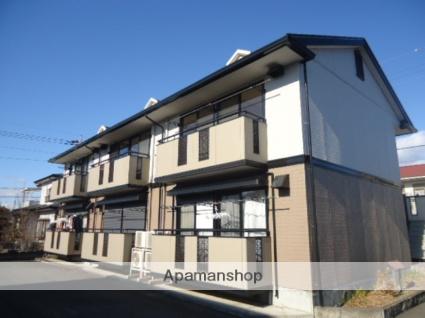 群馬県高崎市、高崎駅徒歩35分の築20年 2階建の賃貸アパート