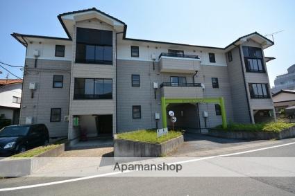 群馬県高崎市、高崎駅徒歩25分の築19年 3階建の賃貸アパート
