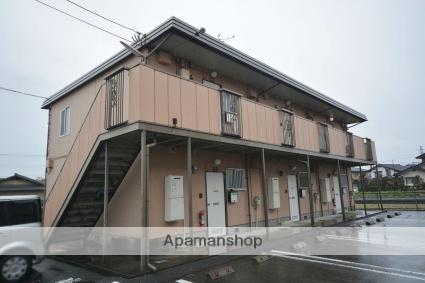 群馬県高崎市、高崎駅徒歩16分の築28年 2階建の賃貸アパート