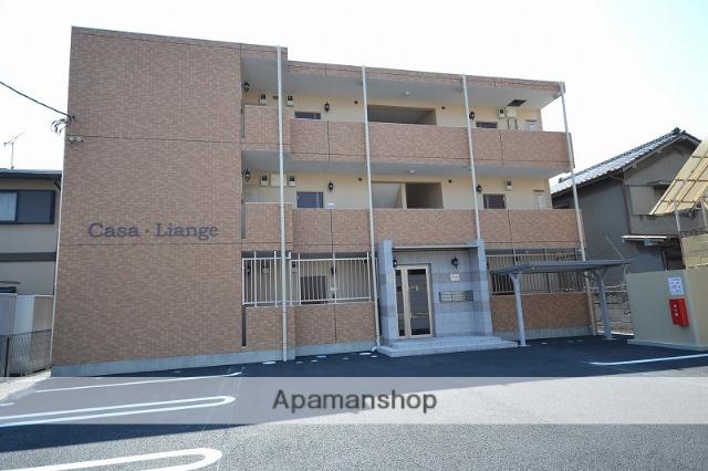 群馬県高崎市、北高崎駅徒歩8分の新築 3階建の賃貸マンション