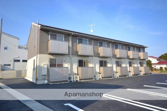 群馬県藤岡市、北藤岡駅徒歩15分の築1年 2階建の賃貸アパート