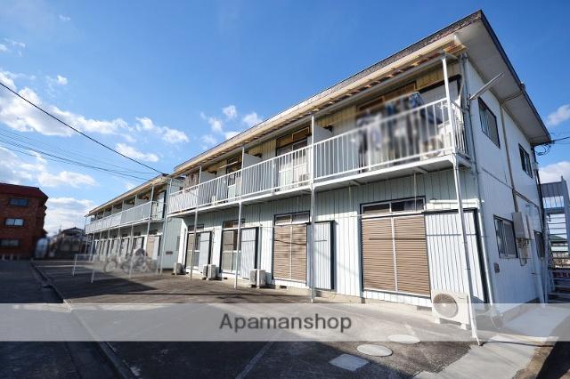 群馬県高崎市、北高崎駅徒歩18分の築33年 2階建の賃貸アパート