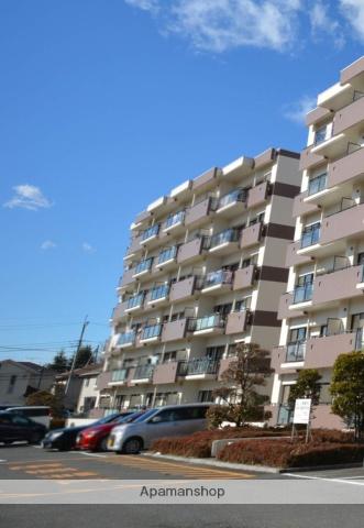 群馬県高崎市、倉賀野駅徒歩12分の築20年 6階建の賃貸マンション