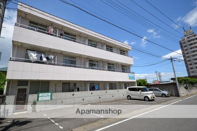 群馬県高崎市の築27年 3階建の賃貸アパート