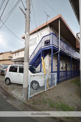 群馬県高崎市の築32年 2階建の賃貸アパート