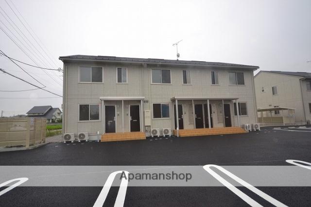 群馬県藤岡市、北藤岡駅徒歩15分の新築 2階建の賃貸アパート