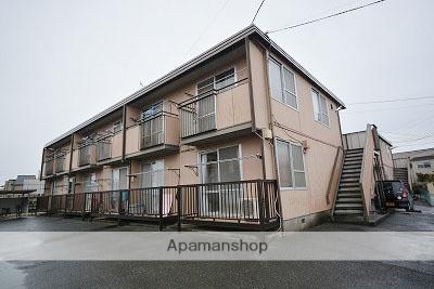 群馬県高崎市、高崎駅徒歩16分の築29年 2階建の賃貸アパート