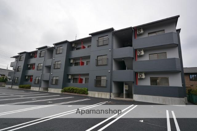 群馬県高崎市の築24年 3階建の賃貸マンション