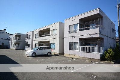 群馬県高崎市、高崎駅徒歩28分の築41年 2階建の賃貸マンション
