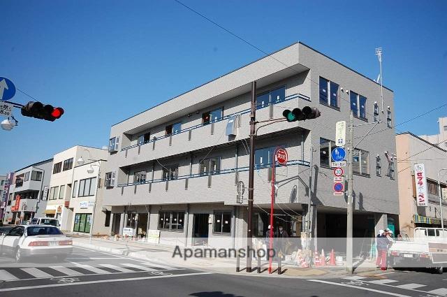 群馬県高崎市、高崎駅徒歩4分の築7年 3階建の賃貸アパート