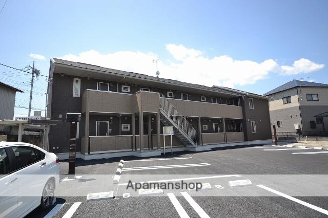 群馬県藤岡市、群馬藤岡駅徒歩6分の新築 2階建の賃貸アパート