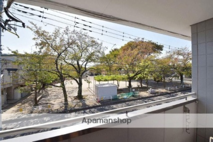 群馬県高崎市中居町4丁目[3LDK/58.51m2]の眺望1