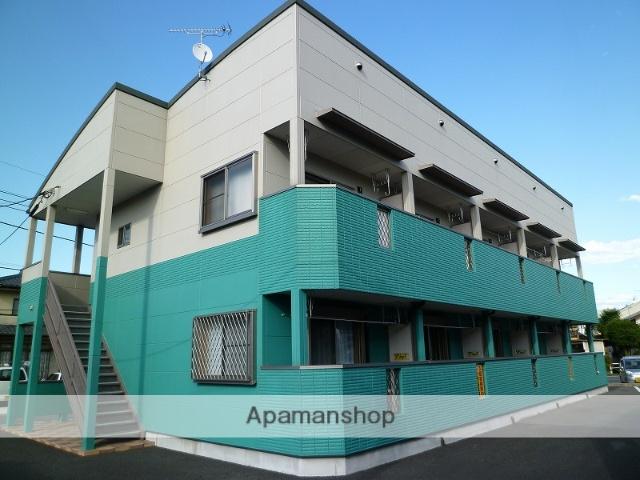 群馬県高崎市、群馬八幡駅徒歩7分の築12年 2階建の賃貸アパート
